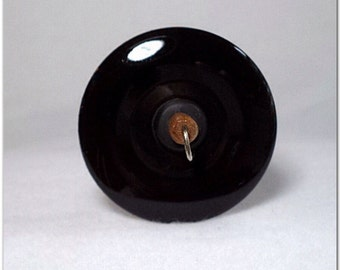 Drop Spindle - DS-055 - Black Onyx