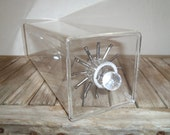 Vintage Lucite Jewelry Stand