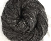 CLEARANCE Handspun Rustic Yarn, Jacob Wool/Fine Mohair, 300 Yards Sport to DK