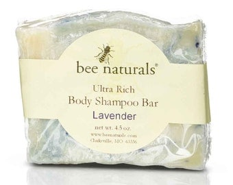 Ultra Rich Body Shampoo Bar Lavender