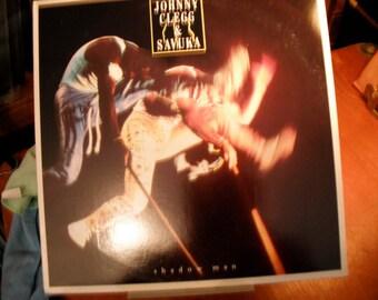 Johnny Clegg and Sayuka 1988 On Capitol Records