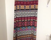 RESERVED - Maxi Skirt Made to Order