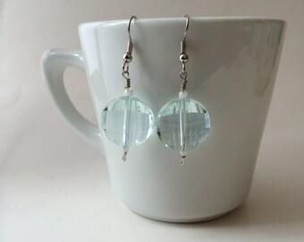 Light Turquoise Earrings