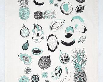 Tropical Fruit - Mint