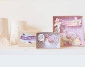 Veux-tu être ma témoin message box (petite) - Demande témoin - Cadeau témoin - Cadeau mariage
