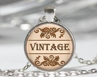 Vintage Necklace Vintage Jewelry