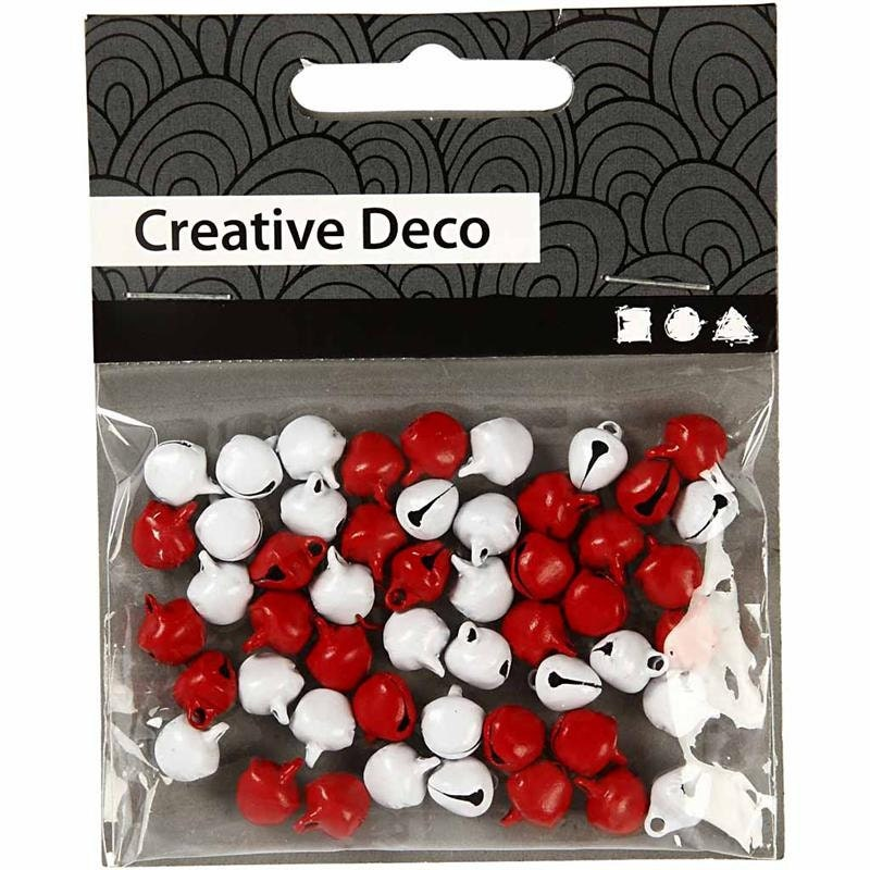 Mini Red And Silver Christmas Decorations Canada