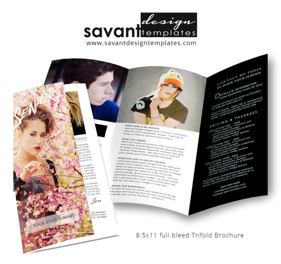 brochure design pricing - marketing template welcome guide pricing guide