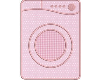 Instant download washer embroidery design machine.