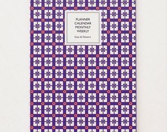 2015 Dagraphy Weekly Planner Series / Casa de Talvera
