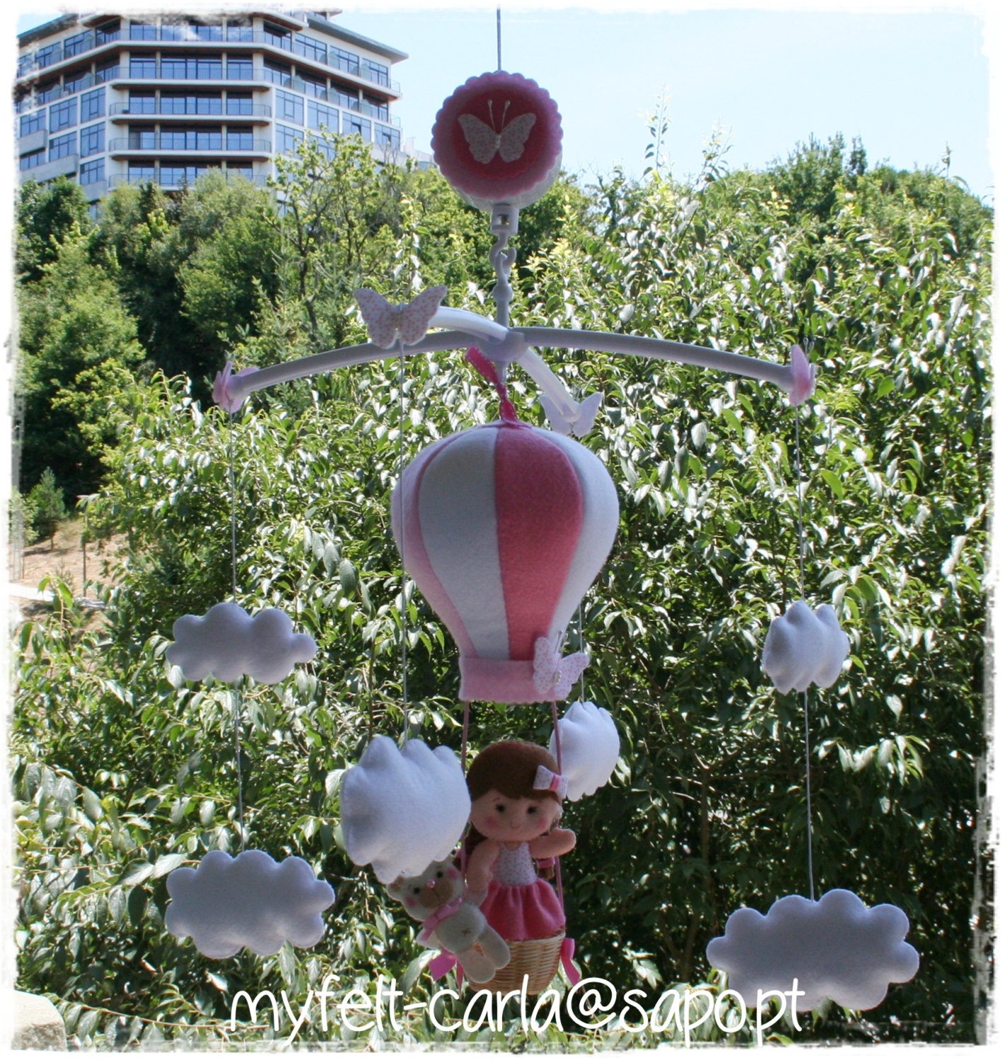 Baby Crib Mobile Baby Mobile Nursery Mobile Hot by ...