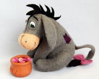 The Donkey Ia-Ia