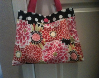 Colorful Spring/Summer Cotton bag
