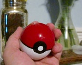 Solid Wood Cosplay and Display Pokeball