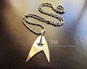 PRE-ORDER: Live Long and Prosper - Star Trek Inspired Necklace