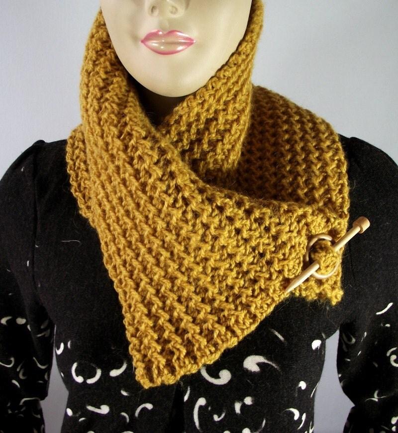 Pashmina Cowl Knitting Pattern : KNITTING PATTERN COWL Boston Cowl Shawl Scarf Pattern Instant