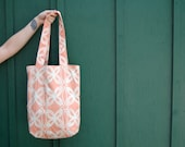 gift for women, womens gift, gift for her, best friend gift, sister gift, Shoulder Bag, Geometric Print Tote Bag, Tote Purse with Pockets