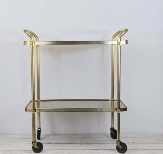 Vintage 1955 Cosco Metal Utility Kitchen By PageScrappers