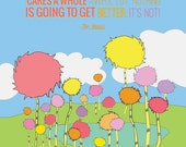 unless someone like you cares a whole awful lot.. the lorax inspirational... instant download jpeg