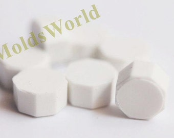S042 35 Pcs White Sealing Wax Beads for Wax Seal Stamp