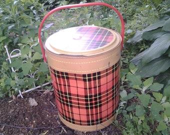 Vintage Skotch Cooler