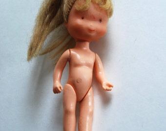 Vintage Doll, KTC, 1976, Knickerbocker, Holly Hobby
