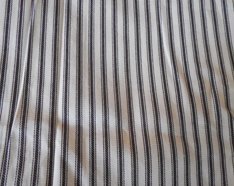 sale save  black and white fabric piece