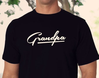 Father's Day Gift, GRANDPA T-Shirt Fathers Day