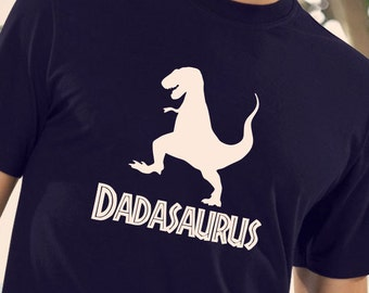 DADASAURUS T-Shirt Father's Day Gift Many Colors 2xl 3xl 4xl xxl xxxl Dinosaur Dad