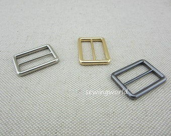 10 pcs Slide Buckle for 32mm Strap