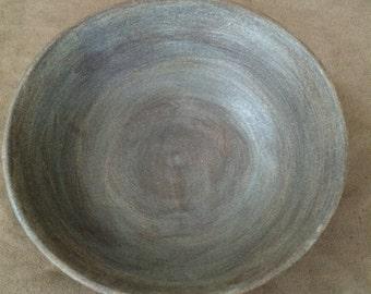 Earthy Organic Brown Hued Bowl