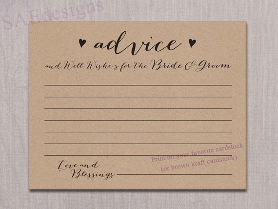 Wedding Day Advice For The Bride And Groom Newleyweds Mr & Mrs