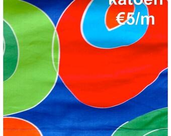 Cotton various prints
