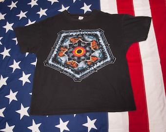 1992 TESTAMENT T-Shirt Size XL 90s Thrash Ritual Concert Tour