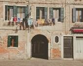 Venice Laundry Fine Art P...