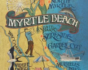 Myrtle Beach SC   Print
