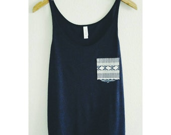 Women's Pocket Tank