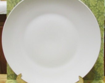 vintage Rosethal luncheon plate wedding beach