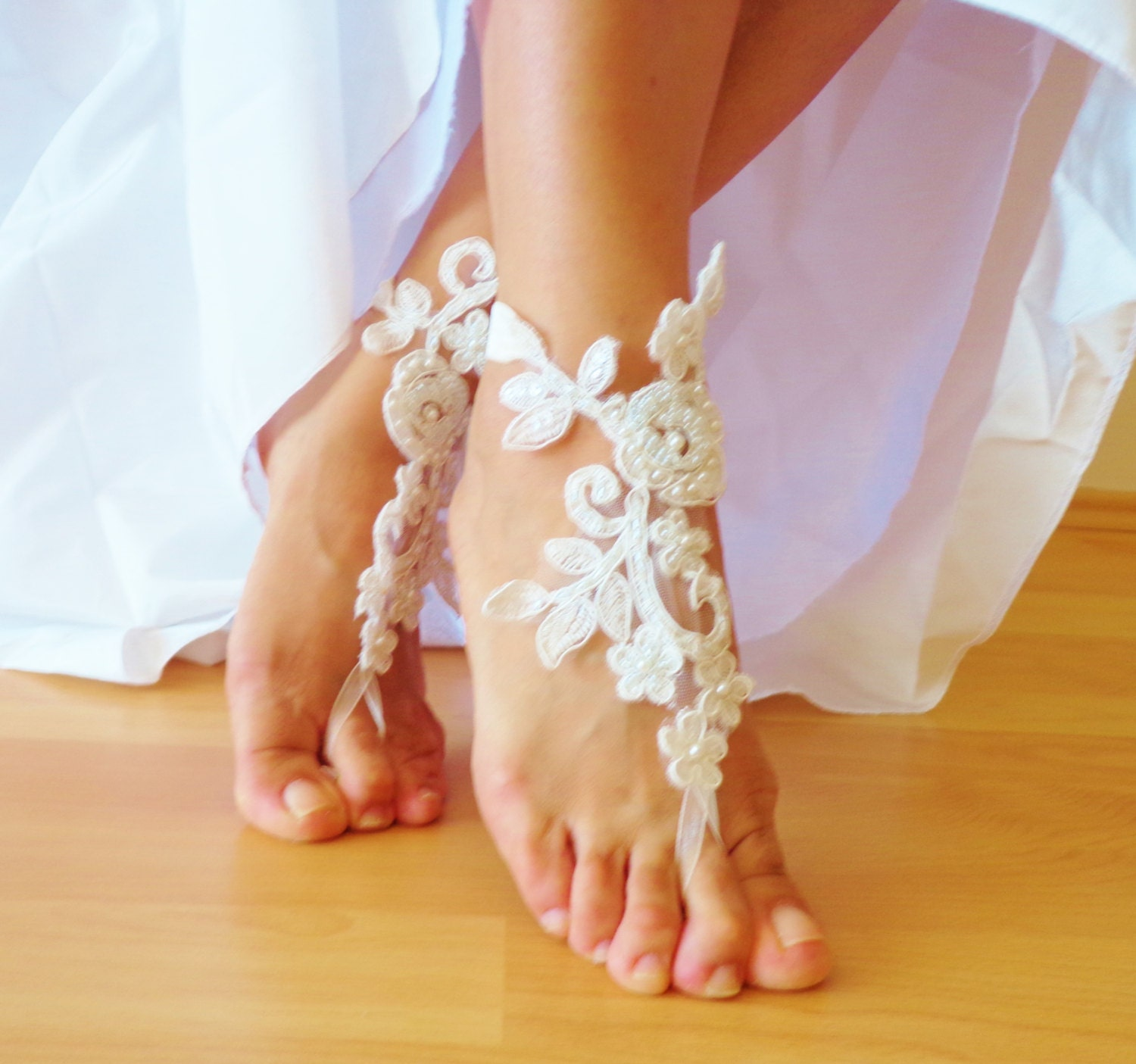 Ivory Lace Sandals Ivory Lace Sandals,wedding