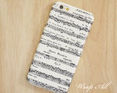Music Notes iPhone 6S case iPhone 6 case iPhone 6S Plus case iPhone 6 Plus case iPhone 5S case iPhone 5 case iPhone 4S case iPhone 4 case