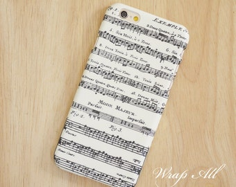 Music Notes iPhone case iPhone SE case iPhone 6S case iPhone 6 case iPhone 6S Plus case iPhone 6 Plus case iPhone 5S case iPhone 4S case