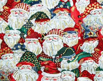 Holiday by Timeless Treasures M14 Cotton Print Fabric - OOP