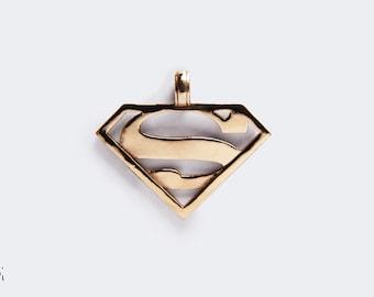Superman Pendant