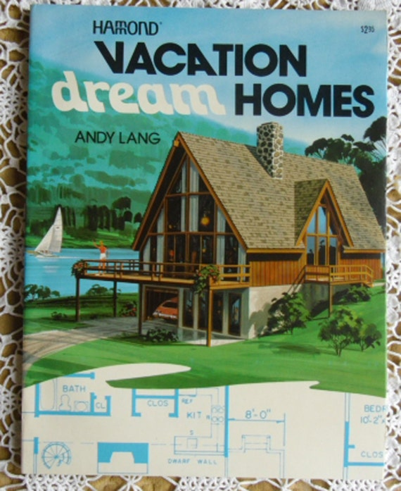 1975 Hamond Vacation Dream Homes Mid Century Modern by Andy Lang