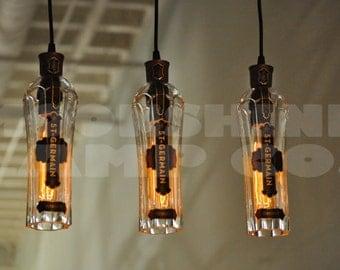 Bar Light, St Germain Chandelier