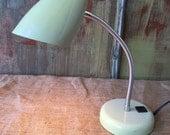 Green Gooseneck Desk Lamp