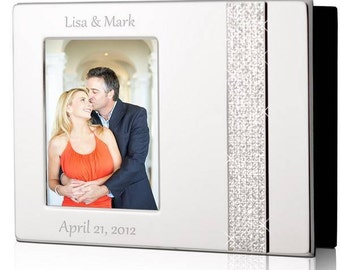 Engraved Pure Glamour Photo Album