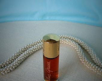 Elizabeth ARDEN BLUE GRASS Vintage Miniature Perfume Bottle Mini 1 1/4 Dram