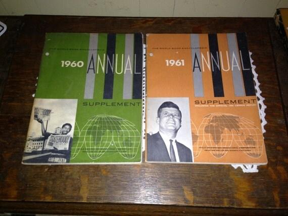 Book 1961 1960 1961 World Book