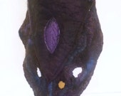 Nebula Felted Pocket Belt
